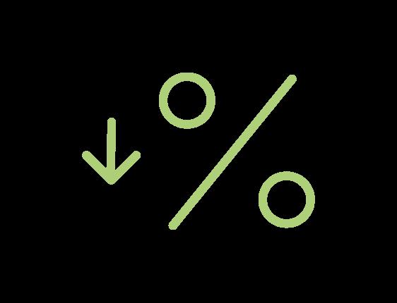 niska prowizja za udzielenie i odnowienie kredytu